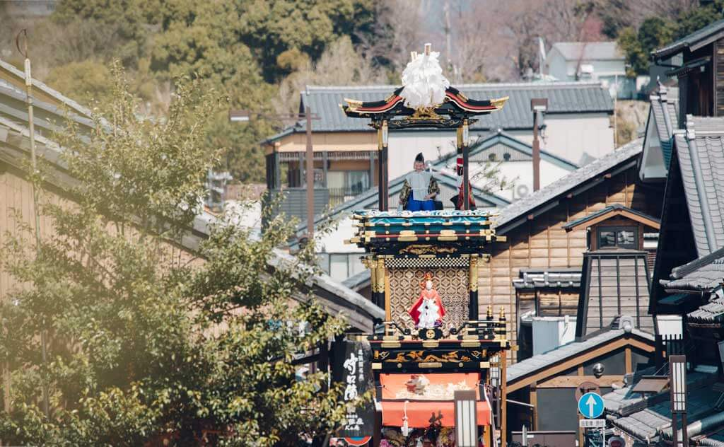 CASTLE TOWN INUYAMA